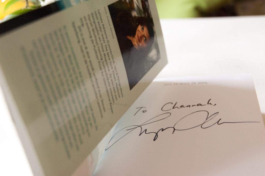 Lynsey handtekening