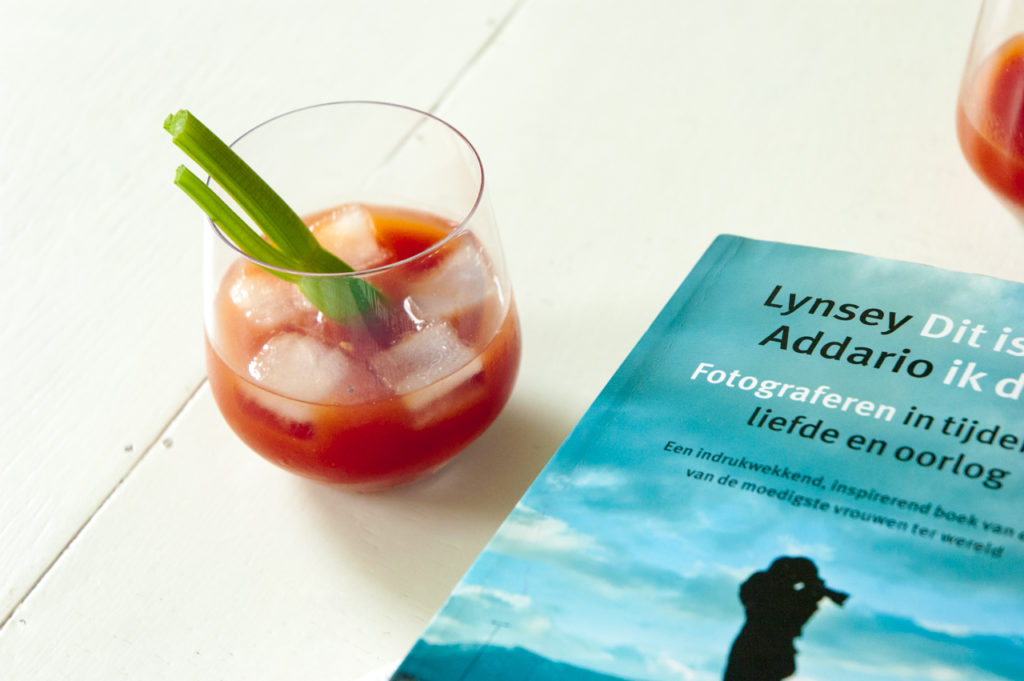 Bloody Mary roder